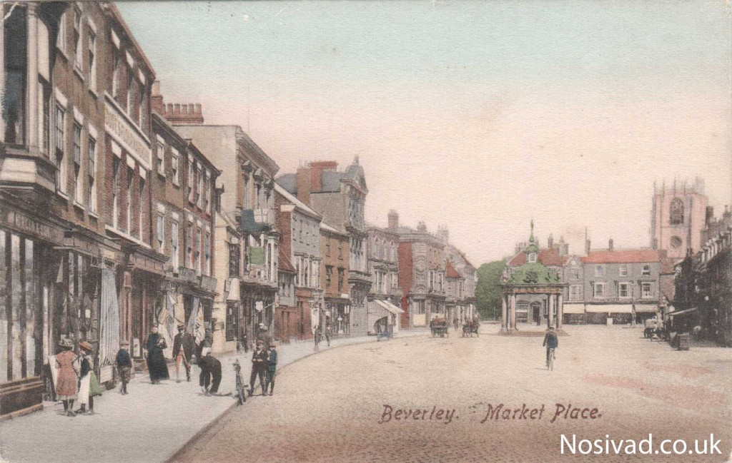 Beverley Market Place Published by Green of Beverly