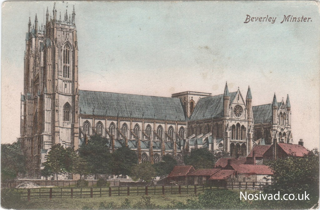 Beverley Minster Published by Green of Beverly